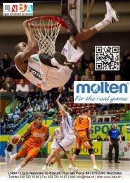 Catalogue - Ligue Nationale de Basket