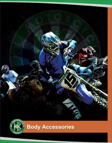 Body Accessories - KK Motorcycle Supply