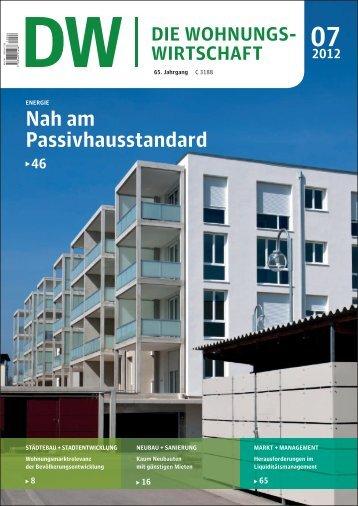 Nah am Passivhausstandard - Haufe.de