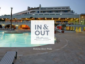 In & Out do Pestana Alvor Praia - Pestana Hotels & Resorts