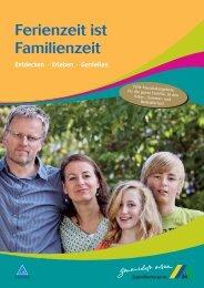 Ferienzeit ist Familienzeit - Jugendherbergen in Niedersachsen