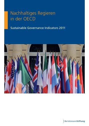 Nachhaltiges Regieren in der OECD - SGI