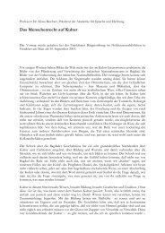 Das Menschenrecht auf Kultur - Frankfurter Bürgerstiftung im ...