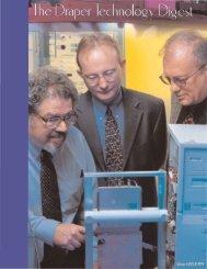 2002 - Draper Laboratory