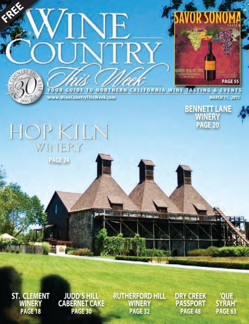 Download As A Pdf Wine Country This Week