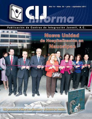 revista 56 - Centros de Integración Juvenil
