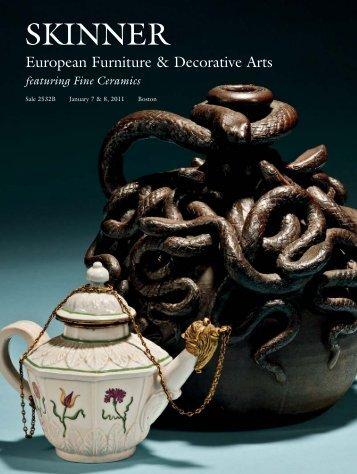 featuring Fine Ceramics - Skinner