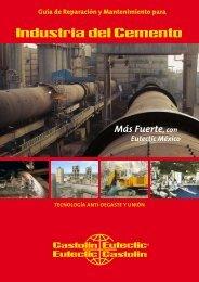 Industria del Cemento - Castolin Eutectic