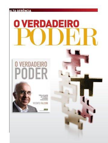 Capítulo 2 do livro O Verdadeiro Poder, de Vicente ... - Nova Escola