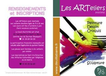 Les ARTeliers - Deuil-la-Barre