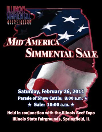 Saturday, February 26, 2011 - Illinois Simmental Association ...