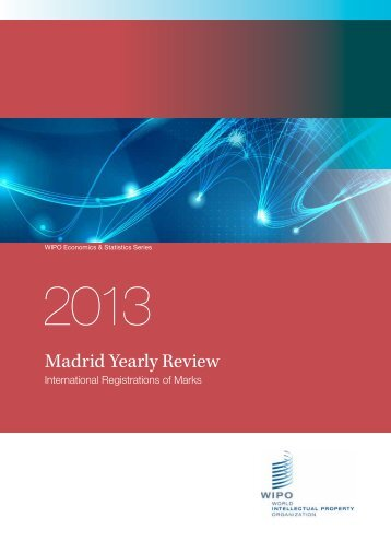 Madrid Yearly Review - WIPO