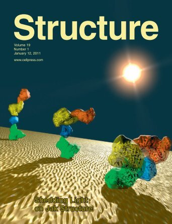 Structural Snapshots of Full-Length Jak1, a Transmembrane gp130 ...
