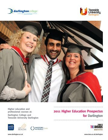 Teesside University Darlington - Study in the UK
