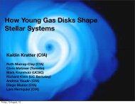 PDF of powerpoint presentation - McMaster Origins Institute