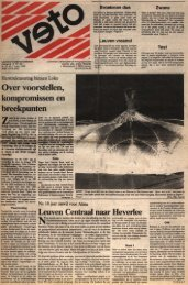 b. - archief van Veto