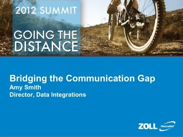 The Communications Gap - Guidebook