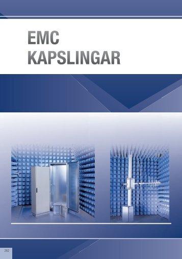 EMC KAPSLINGAR - Eldon
