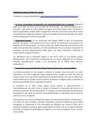 PRINCIPALES CONCLUSIONES DEL EVENTO (Tomado de ... - Afida