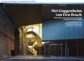 Page 1 -97 augustus 2013, p_84 is 8. Interieur, nr_8, lgen Hu E U T ...