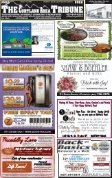 May 1-14, 2013 – Mother's Day & Lawn/Garden Edition