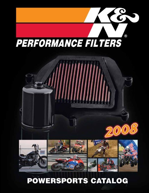 High Flow Air Filter For 1999 Suzuki LT-F500F QuadRunner 4x4 ATV~K/&N SU-5098