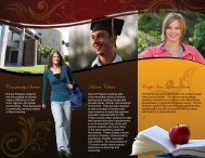 Brochure - College of Southern Idaho