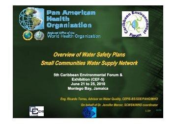 Ricardo Torres.pdf - Caribbean Environmental Health Institute