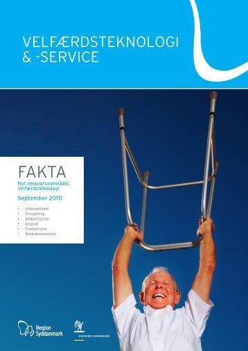 VELFÆRDSTEKNOLOGI & -SERVICE - Welfare Tech