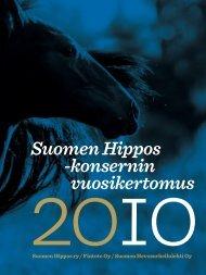 Vuosikertomus 2010 - Hippos