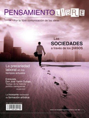 Democracia - Revista Pensamiento Libre