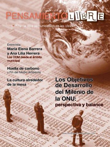 presupuesto de - Revista Pensamiento Libre