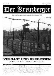 Der Kreuzberger 23 März-April 2013