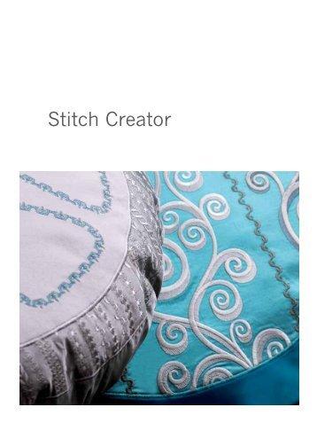 6. Stitch Creator (pdf) - Pfaff