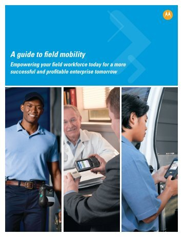 A guide to field mobility - Barcode Datalink