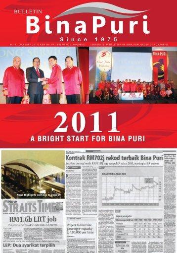2011 a bright start for bina puri
