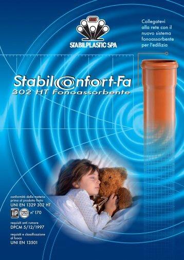 Scheda tecnica - Stabilplastic Spa