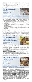 Zinātnieku nakts 2010 buklets - Latvijas Zinātņu Akadēmija - Page 6