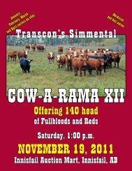 PDF Catalog - Transcon Livestock Corporation