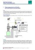 Application Examples Sensor Profibus Module ... - Industrie-Schweiz - Page 2