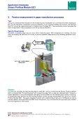Application Examples Sensor Profibus Module ... - Industrie-Schweiz - Page 3