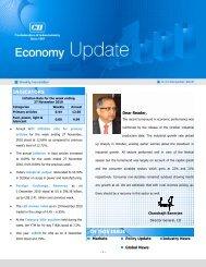 Economy Update_6 to 12 Dec - CII