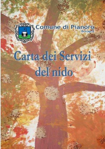 carta dei servizi asili nido pianoro - Comune di Pianoro
