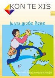 Juans große Reise - KON TE XIS