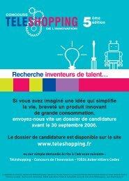 Flyer à destination des inventeurs - Bretagne Innovation