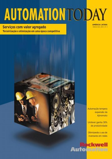 Base AT 03/00 PDF - Rockwell Automation - Brasil
