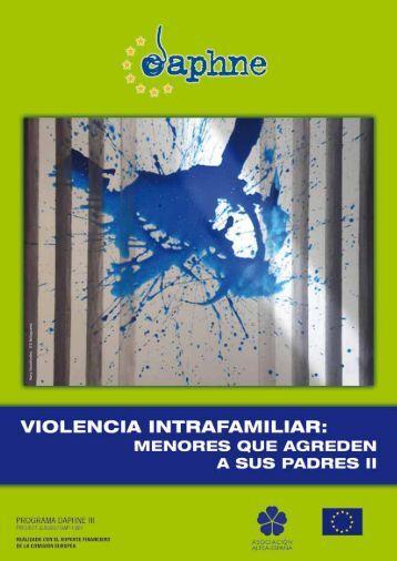 Publicación Daphne-Violencia Intrafamiliar - Altea-europa.org