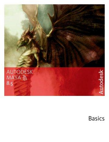 Maya Basics Manual
