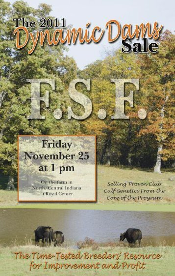 Friday November 25 at 1 pm - PrimeTIME AgriMarketing