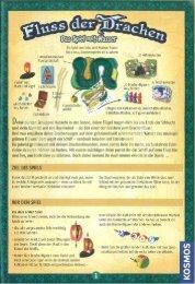 Anleitung: Fluss der Drachen - Kosmos